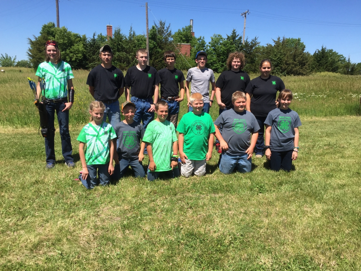 4-H State 2016